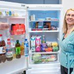 Forbered kjøleskapet på julen