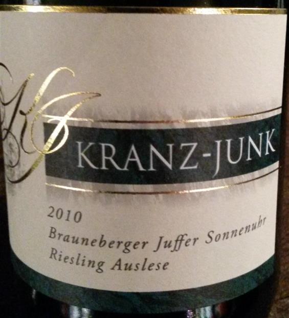 Kranz til Tysklands-toppen i løpet av ti år
