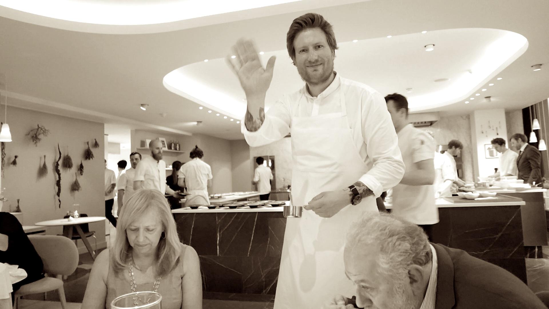 Maaemo ofrer Michelin-guiden for ny restaurant